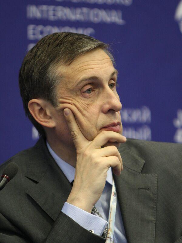 уководитель Федеральной службы по финансовым рынкам (ФСФР) России Владимир Миловидов