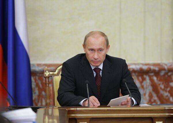 Владимир Путин поручил МЧС оценить ситуацию в Дагестане