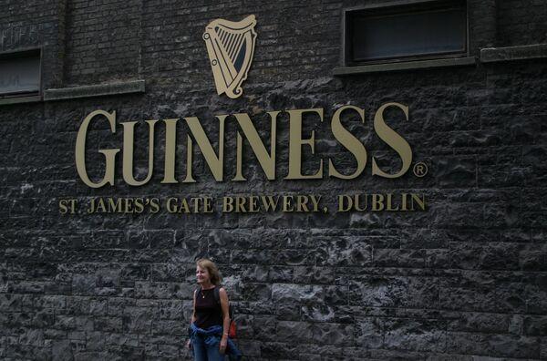 Пивоварня Гиннесс в Дублине