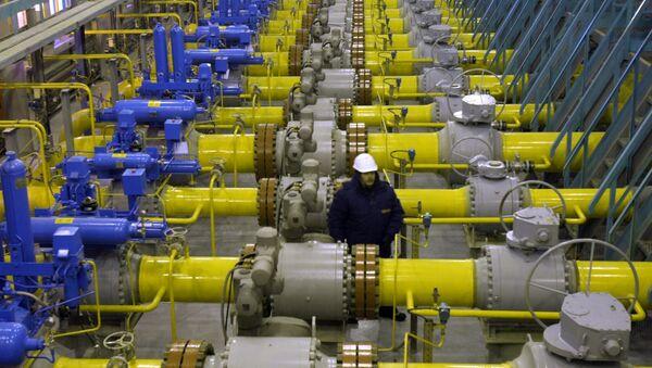 Южно-Русское газоконденсатное месторождение