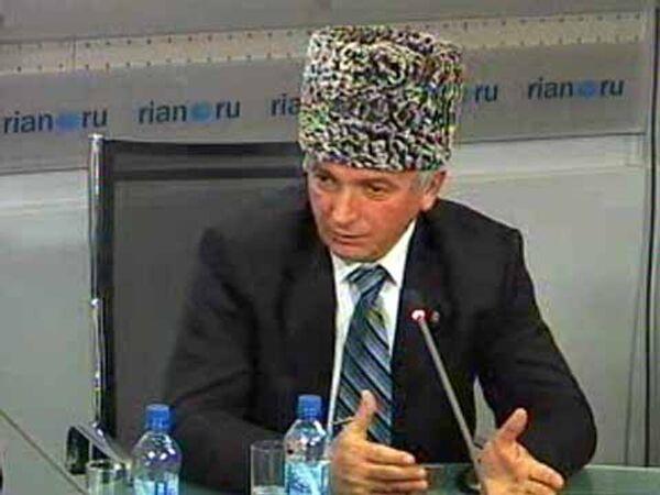 Проблемы исламского религиозного образования в России и за рубежом