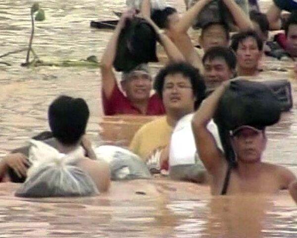 Сильнейший шторм обрушился на Филиппины