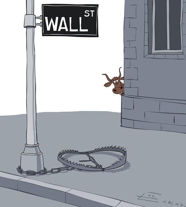 Уолл-стрит в октябре поджидает медведей