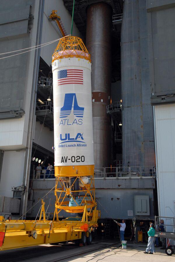 Лунный зонд LCROSS