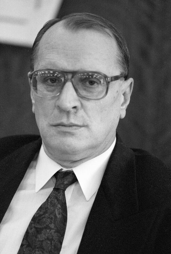 Игорь Голембиовский