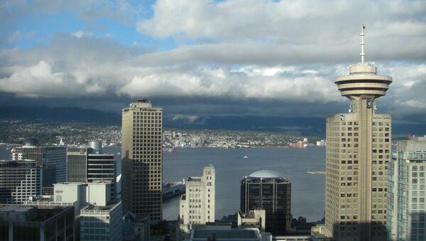 Ванкувер, Канада. Архивное фото