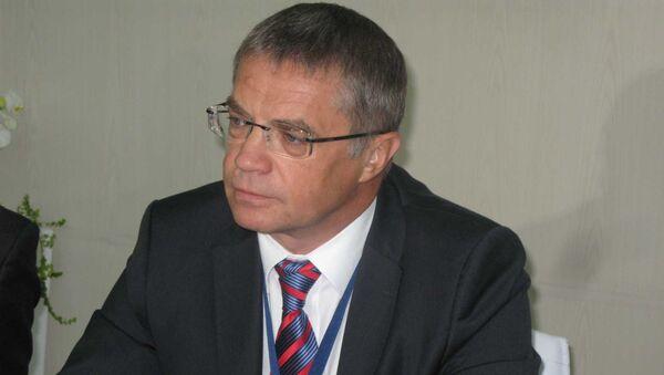Глава Газпром экспорта Александр Медведев