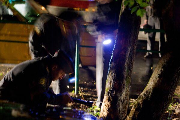 СКП подтвердил факт перестрелки в Подмосковье, в которой убит милиционер
