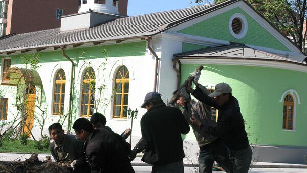 Православный храм в честь Успения Божией Матери в Пекине