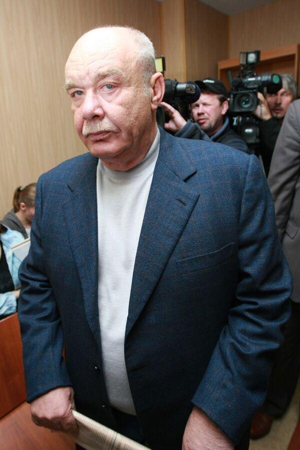 Бизнесмен Сергей Шнайдер