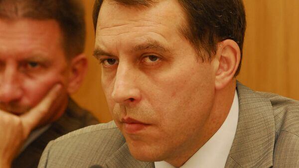 Заместитель министра энергетики РФ Юрий Сентюрин. Архивное фото
