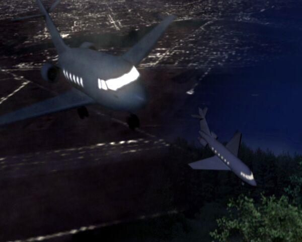 Реконструкция крушения самолета под Минском