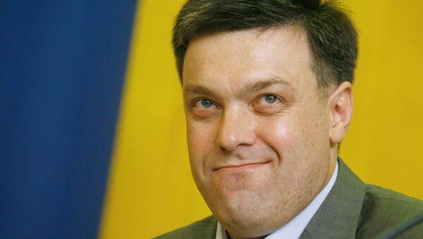Олег Тягнибок. Архив