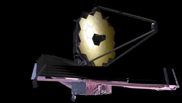 Телескоп Джеймс Уэбб