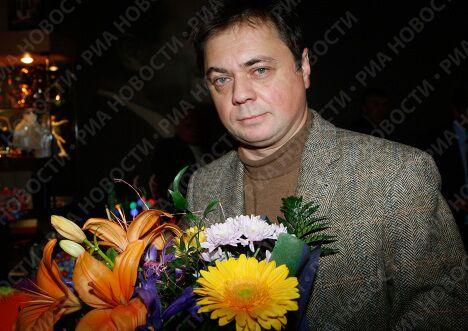 Актер Андрей Леонов
