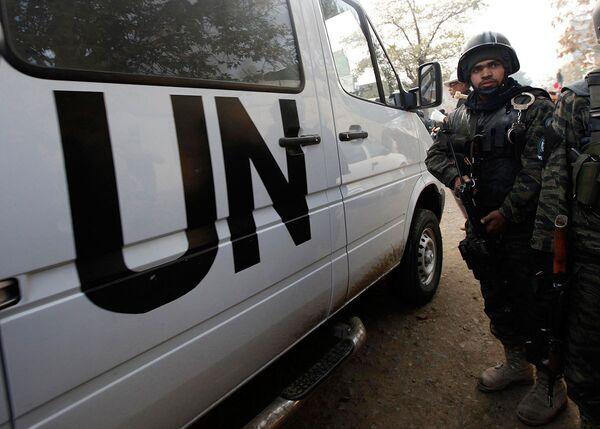 Талибы напали на гостиницу ООН в Кабуле. Фото с места событий