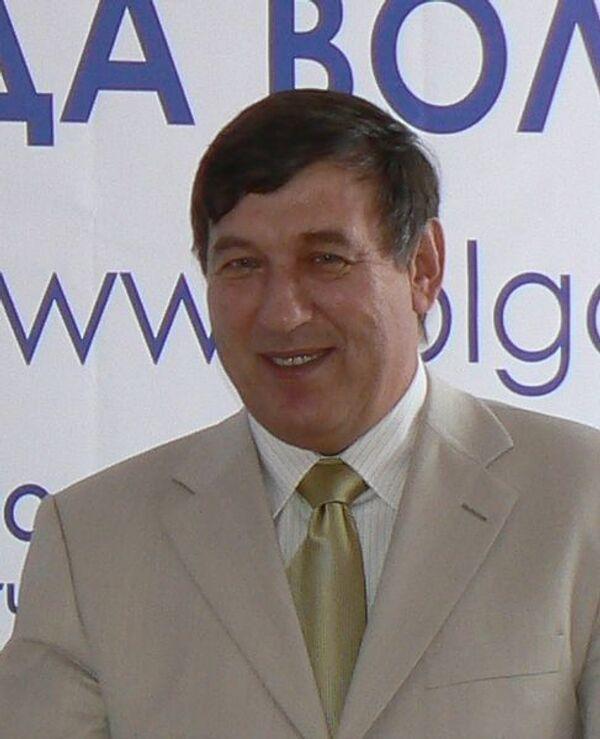Мэр Волгодонска Виктор Фирсов