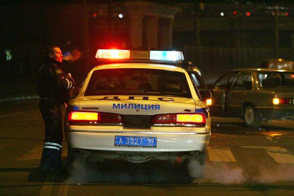 Один из преступников, напавших на милиционеров в Подмосковье, убит