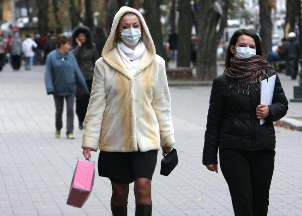 Словакия закрывает погранпереходы с Украиной, опасаясь распространения A/H1N1