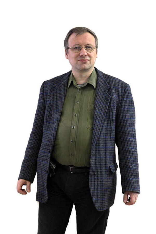 Николай Троицкий