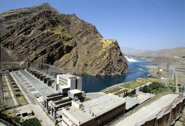 Нурекская гидроэлектростанция