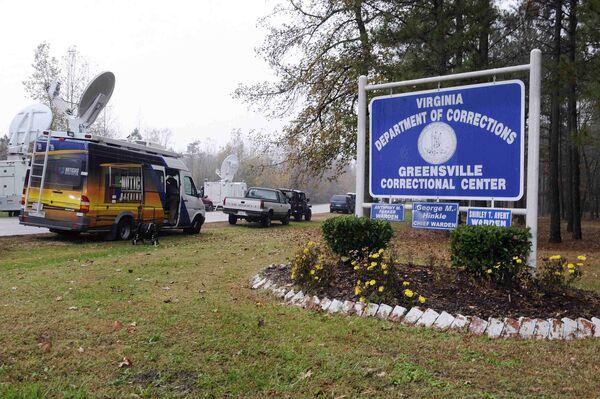 Власти Виргинии казнили вашингтонского снайпера Джона Аллена Мухаммада