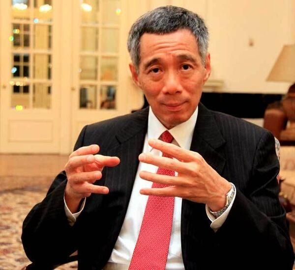Премьер-министр Сингапура Ли Сянь Лун. Архивное фото