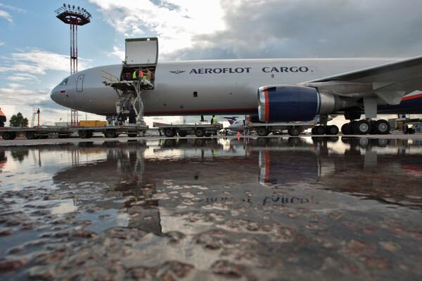 Следователи ГСУ ГУВД Москвы провели масштабные обыски в ОАО Шереметьево-Карго