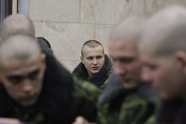 Все застрявшие под Калининградом срочники отправлены домой