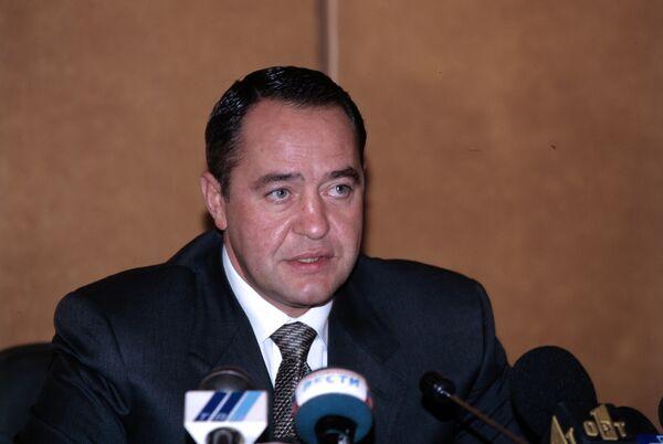 Михаил Юрьевич Лесин