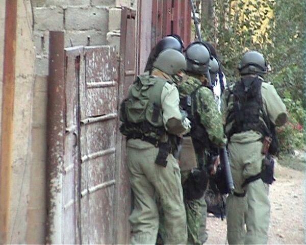 Главарь боевиков ликвидирован в ходе спецоперации в Махачкале