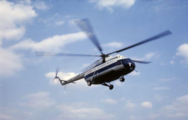 Командир вертолета после аварийной посадки Ми-8 покончил с собой