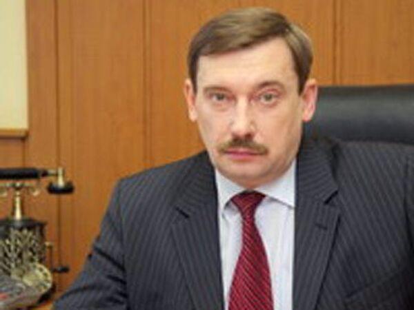 Глава свердловского отделения Пенсионного фонда России Сергей Дубинкин