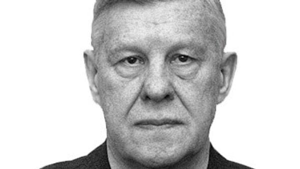 Скончался известный журналист-востоковед Александр Краснов