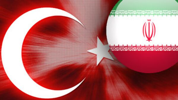 Турция, Иран