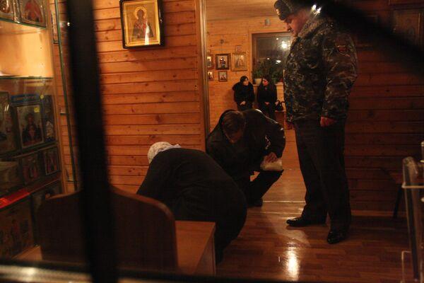 Убит известный священник Даниил Сысоев в храме на юге Москвы