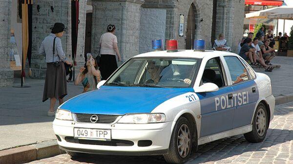 Эстонская полиция