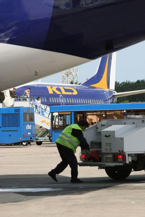 Калининградский арбитраж рассмотрит дело о банкротстве КД авиа