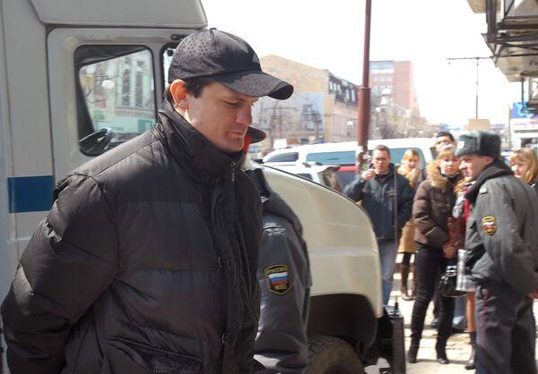 Возобновился процесс по делу боксера Романчука, обвиняемого в убийстве