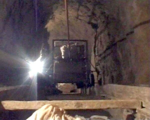 Обнаружен секретный тоннель длиной 270 метров между Мексикой и США