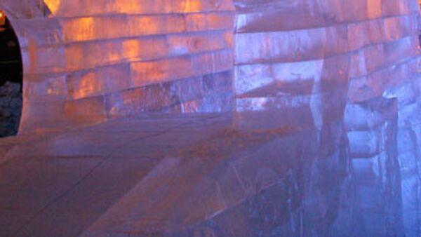 Стены изо льда. Архив