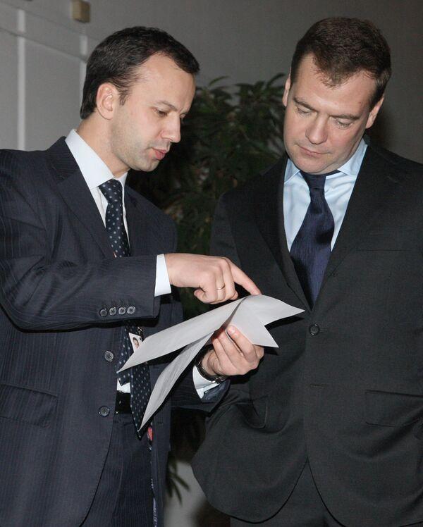 Шанс принятия документа на саммите по климату сохраняется - Дворкович