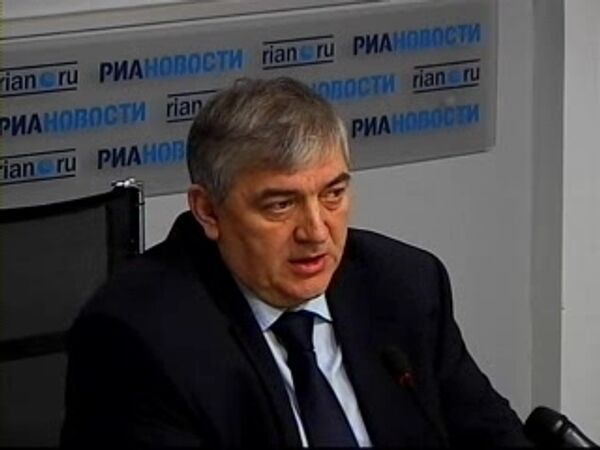 Начальник Московского метро Дмитрий Владимирович Гаев. Архив
