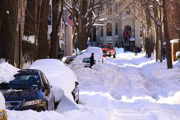 Церкви в США отменяют рождественские мессы из-за снежного циклона