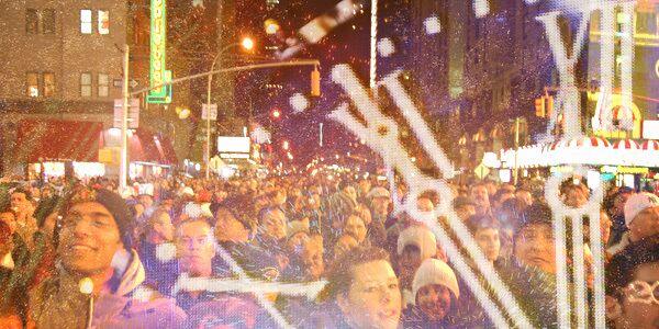 Новогодняя ночь в Воронеже прошла как никогда спокойно - МЧС и ГУВД