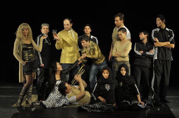 Театр Наций представит этно-классическую версию Ромео и Джульетты в постановке Владимира Панкова