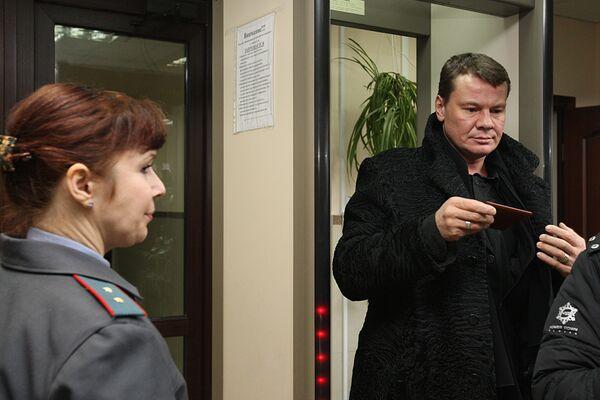 Пресненский суд рассматривает дело актера Владислава Галкина