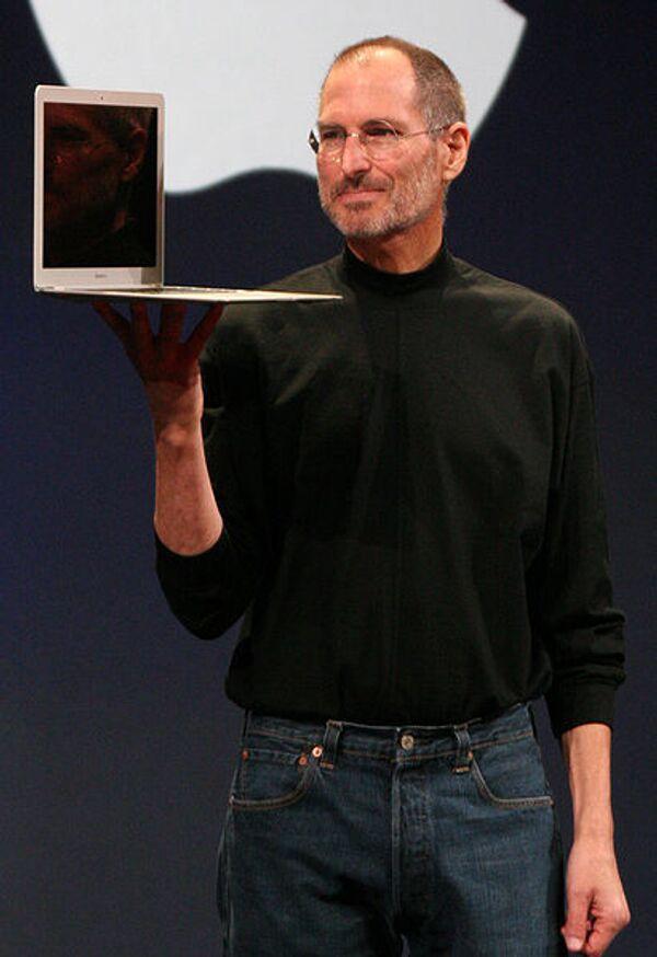 Глава Apple  Стив Джобс