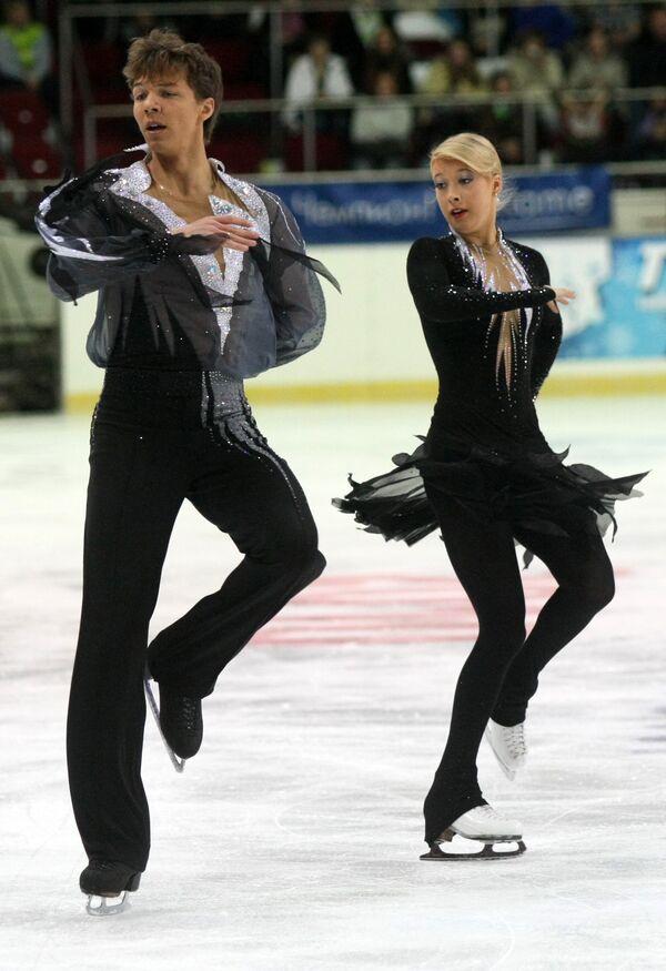 Екатерина Боброва, Дмитрий Соловьев.