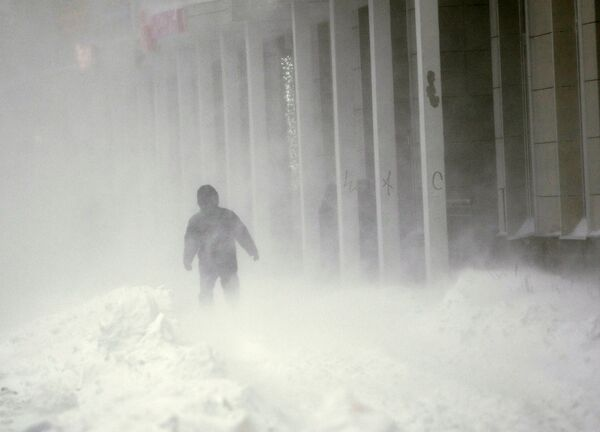 Зима в Западной Сибири стала второй в списке самых холодных за 110 лет